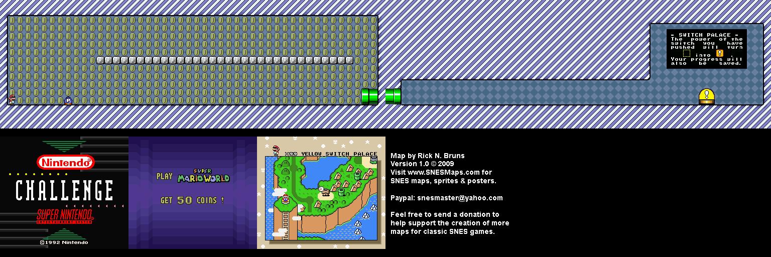 1992 Nintendo Campus Challenge - Game 1: Super Mario World ...