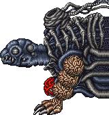 Contra 3 The Alien Wars Super Nintendo Snes Sprites